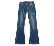 Jeans mit Schlag »Jane Forever« blau