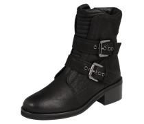 Stiefel 'Zelfie Ankle' schwarz