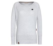 Female Sweatshirt Patty Papucie grau