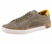 Sneaker 'Jakob' gelb / khaki