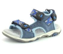 Sandale Brian blau