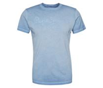T-Shirt 'Battersea' blau