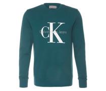 Sweatshirt 'hwk' grün