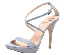 Sandalette rauchblau