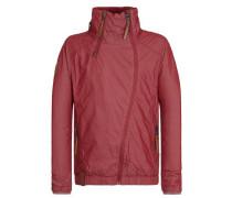 Jacket 'Dünne Eier' rot