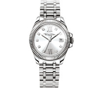 Armbanduhr »Divine Wa0252« silber