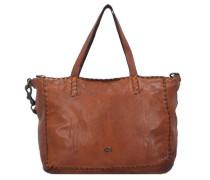 'Lavanda Shopper' Tasche 45 cm braun