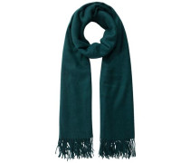 Woll-Schal smaragd
