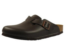 Clogs Boston braun