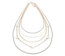 Halskette 'PCPaulina' silber