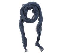Knitter-Schal 'Sjoy' blau