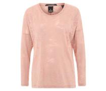 Jersey-Longsleeve pink