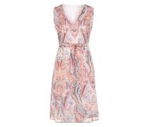 Sommerkleid mit Paisley-Muster mischfarben