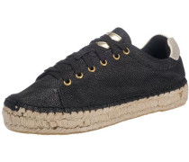 'Winn' Sneaker schwarz