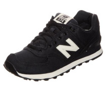 Wl574-Mdb-B Sneaker schwarz