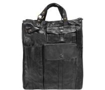 Handtasche 'Lavata' schwarz
