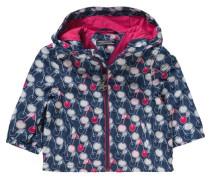 Übergangsjacke für Mädchen blau
