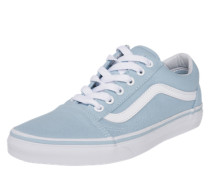 Sneaker 'UA Old Skool' hellblau / weiß