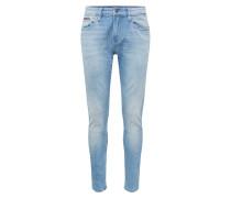 Jeans 'Slim Tapered Steve Mmphs' blau