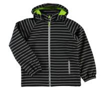 Nitalfa Softshell-Jacke schwarz