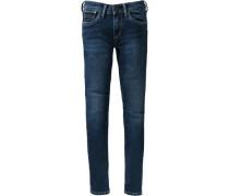 Jeans 'pixlette' Skinny Fit Powerflex für Mädchen blau