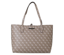 Tote Bag 'Bobbi Inside Out' stone