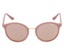 Sonnenbrille altrosa