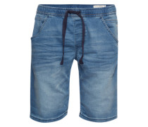 Shorts 'aedan slim blue jogger bermuda' blue denim