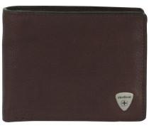 'Harrison' Geldbörse Leder 125 cm braun