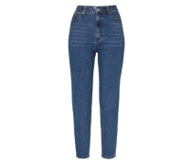 Mom Jeans 'Moa' blau / blue denim