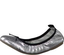 Ballerina silber / schwarz