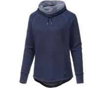 Sweatshirt Damen blau