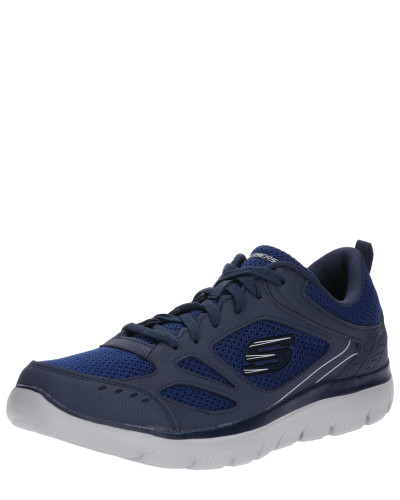 Sneaker 'Summits - South Rim' navy / weiß