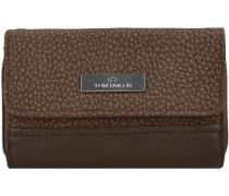 Ciara Wallet Women Geldbörse 14 cm braun