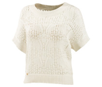 Shirt Strickpullover offwhite