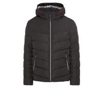 Steppjacke 'Padded jacket' schwarz