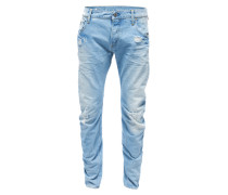 Slim-fit-Jeans »arc 3d slim« blue denim
