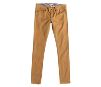 Skinny Fit jean »Suntrippers Colors« beige