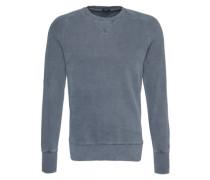 Sweatshirt 'Gusset' blau