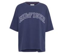 T-Shirt 'thdw CN T-Shirt S/S 15' dunkelblau