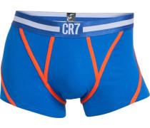 Boxer CR7 Fashion Trunk blau
