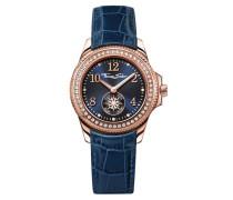 Armbanduhr »Glam Chic Wa0216« blau