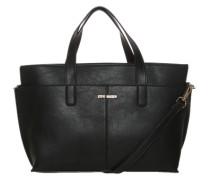 Handtasche 'Badelene' schwarz