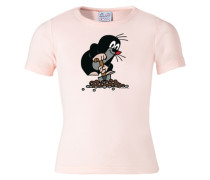 """T-Shirt """"Der Kleine Maulwurf"""" pink"""