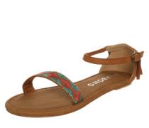 Sandale 'Kakou' braun