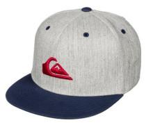 Cap »Stuckles« grau
