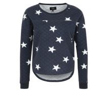 Sweatshirt 'ONLGilda' blau