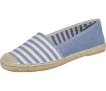 Alba Nino Slipper blau
