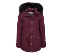 Fieldjacket bordeaux