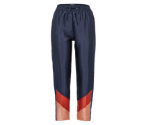 Casual Hose navy / orange